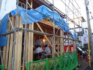 板橋区S様邸上棟式が執り行われました。